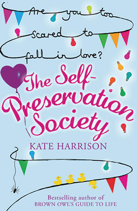 The-Self-Preservation-Society-Kate-Harrison