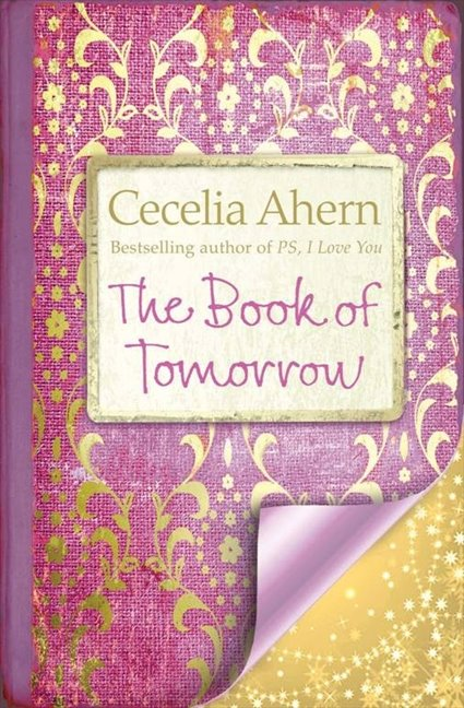 The Book of Tomorrow by Cecelia Ahern Book Cover