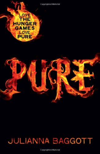Pure by Julianna Baggott Book Cover