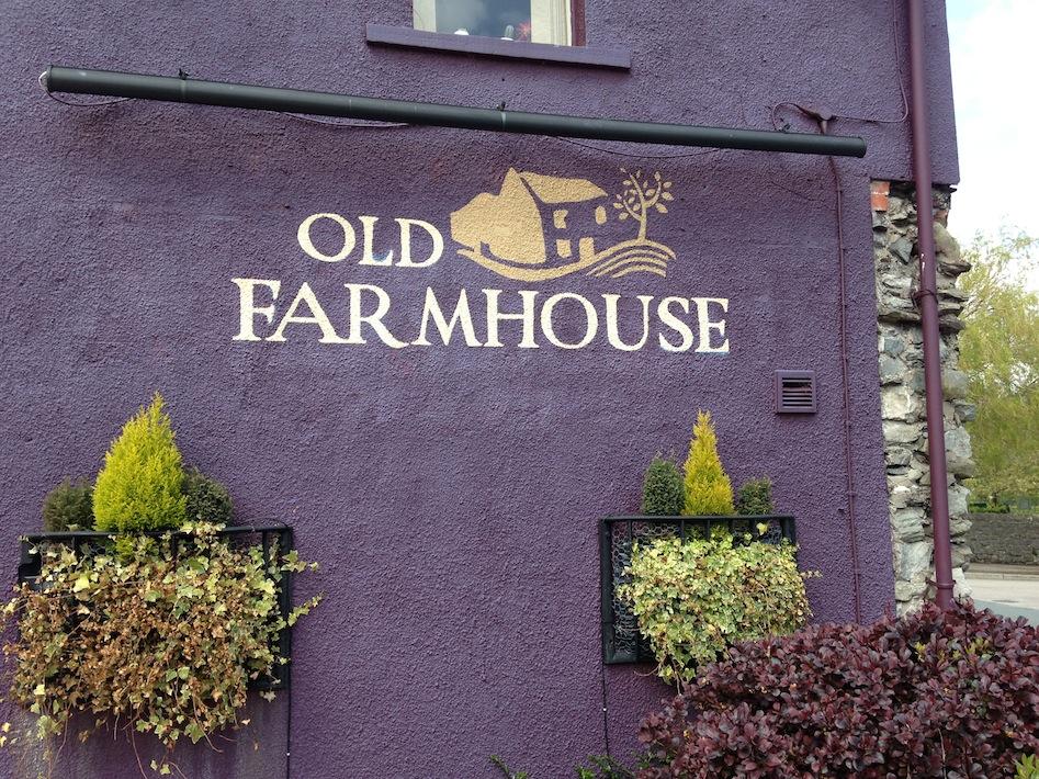 Cumbria Adventure The Druid Circle Old Farmhouse Pub Restaurant Holly Trinity Church Millom Castle Antony Simpson S Blog