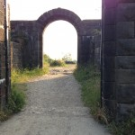 Rivington Castle - The Entrance