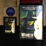 Wicked Posters Manchester Palace Theatre