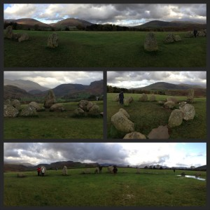 Castlerigg Photo Collage 2