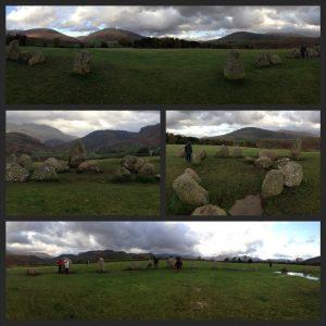 Castlerigg Photo Collage 2