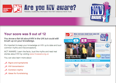 HIV-aware-quiz-result