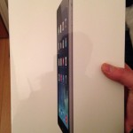 iPad Air - Box New