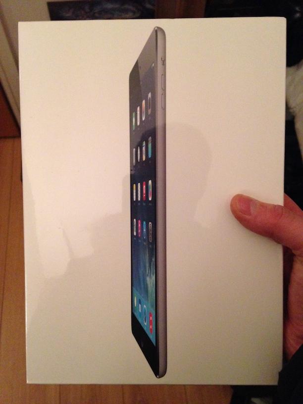 iPad Air - Box New ... & Whoops I Bought An iPad Air (32GB Space Grey) | Antony Simpsonu0027s ... Aboutintivar.Com