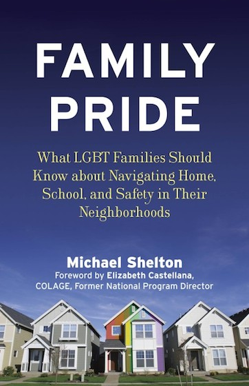 Family Pride Michael Shelton Book Cover
