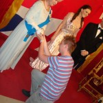 Madame Tussaunds Blackpool Queen Elizabeth 2nd