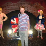 Madame Tussaunds Blackpool sweetie darling