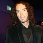 Madame Tussaunds Blackpool russell brand
