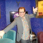 Madame Tussaunds Blackpool Alan Carr