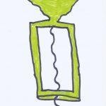 My Drawing - Bottle Opener