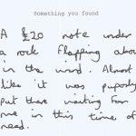 Creative Writing - Something You Found