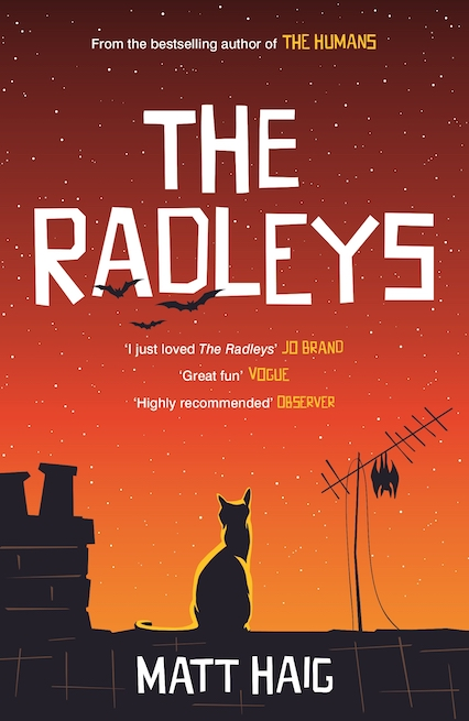 August 2017 antony simpsons blog book review the radleys by matt haig fandeluxe Image collections
