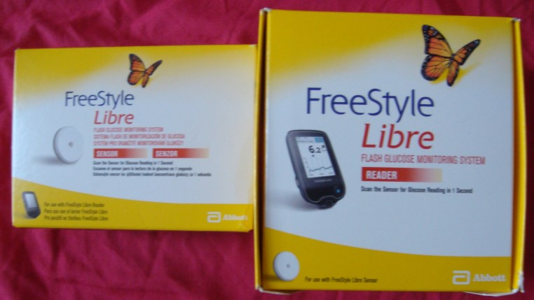 The FreeStyle Libre Flash Glucose Monitoring System: Getting Started